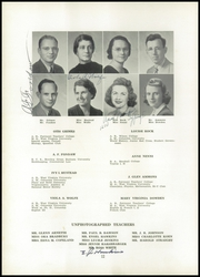 Page 14, 1942 Edition, West Fairmont High School - Maple Leaves Yearbook (Fairmont, WV) online yearbook collection