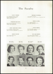 Page 15, 1942 Edition, West Fairmont High School - Maple Leaves Yearbook (Fairmont, WV) online yearbook collection