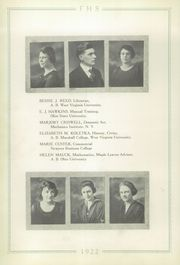 Page 14, 1921 Edition, Fairmont High School - Maple Leaves Yearbook (Fairmont, WV) online yearbook collection