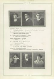 Page 17, 1921 Edition, Fairmont High School - Maple Leaves Yearbook (Fairmont, WV) online yearbook collection