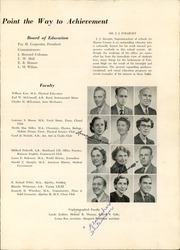 Page 13, 1950 Edition, Fairmont High School - Maple Leaves Yearbook (Fairmont, WV) online yearbook collection