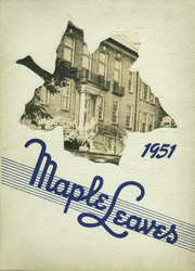 Fairmont High School - Maple Leaves Yearbook (Fairmont, WV) online yearbook collection, 1951 Edition, Page 1