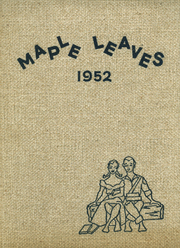 Page 1, 1952 Edition, Fairmont High School - Maple Leaves Yearbook (Fairmont, WV) online yearbook collection