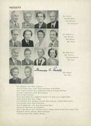 Page 12, 1952 Edition, Fairmont High School - Maple Leaves Yearbook (Fairmont, WV) online yearbook collection