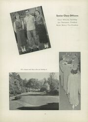 Page 16, 1952 Edition, Fairmont High School - Maple Leaves Yearbook (Fairmont, WV) online yearbook collection