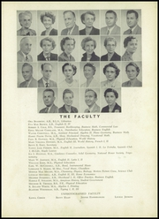 Page 11, 1953 Edition, Fairmont High School - Maple Leaves Yearbook (Fairmont, WV) online yearbook collection