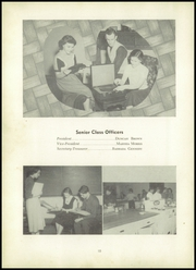 Page 14, 1953 Edition, Fairmont High School - Maple Leaves Yearbook (Fairmont, WV) online yearbook collection