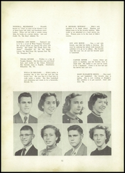 Page 16, 1953 Edition, Fairmont High School - Maple Leaves Yearbook (Fairmont, WV) online yearbook collection
