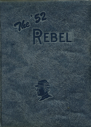 Page 1, 1952 Edition, Mullens High School - Rebel Yearbook (Mullens, WV) online yearbook collection