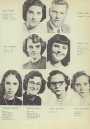 Page 15, 1952 Edition, Mullens High School - Rebel Yearbook (Mullens, WV) online yearbook collection