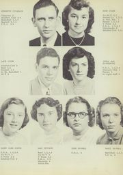 Page 17, 1952 Edition, Mullens High School - Rebel Yearbook (Mullens, WV) online yearbook collection