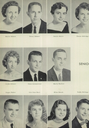 Page 12, 1958 Edition, Mullens High School - Rebel Yearbook (Mullens, WV) online yearbook collection