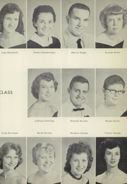 Page 13, 1958 Edition, Mullens High School - Rebel Yearbook (Mullens, WV) online yearbook collection