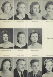 Page 14, 1958 Edition, Mullens High School - Rebel Yearbook (Mullens, WV) online yearbook collection