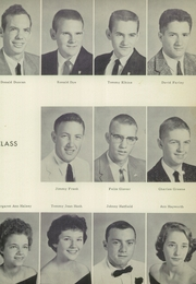 Page 15, 1958 Edition, Mullens High School - Rebel Yearbook (Mullens, WV) online yearbook collection