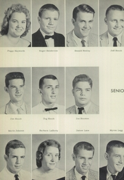 Page 16, 1958 Edition, Mullens High School - Rebel Yearbook (Mullens, WV) online yearbook collection