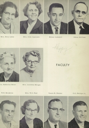 Page 9, 1958 Edition, Mullens High School - Rebel Yearbook (Mullens, WV) online yearbook collection