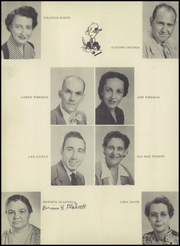 Page 10, 1953 Edition, Fayetteville High School - Pirates Treasure Chest Yearbook (Fayetteville, WV) online yearbook collection
