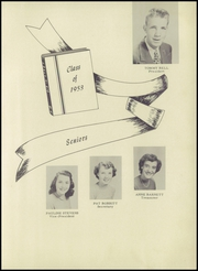Page 13, 1953 Edition, Fayetteville High School - Pirates Treasure Chest Yearbook (Fayetteville, WV) online yearbook collection