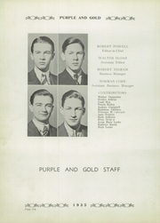 Page 14, 1935 Edition, St Marys High School - Purple and Gold Yearbook (St Marys, WV) online yearbook collection