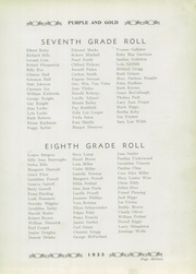 Page 17, 1935 Edition, St Marys High School - Purple and Gold Yearbook (St Marys, WV) online yearbook collection