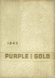 Page 1, 1943 Edition, St Marys High School - Purple and Gold Yearbook (St Marys, WV) online yearbook collection