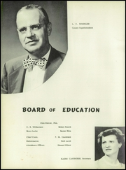 Page 8, 1952 Edition, St Marys High School - Purple and Gold Yearbook (St Marys, WV) online yearbook collection