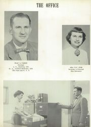 Page 10, 1955 Edition, St Marys High School - Purple and Gold Yearbook (St Marys, WV) online yearbook collection