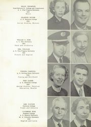 Page 11, 1955 Edition, St Marys High School - Purple and Gold Yearbook (St Marys, WV) online yearbook collection