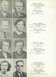 Page 12, 1955 Edition, St Marys High School - Purple and Gold Yearbook (St Marys, WV) online yearbook collection