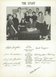 Page 14, 1955 Edition, St Marys High School - Purple and Gold Yearbook (St Marys, WV) online yearbook collection