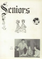 Page 15, 1955 Edition, St Marys High School - Purple and Gold Yearbook (St Marys, WV) online yearbook collection