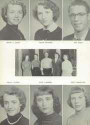 Page 16, 1955 Edition, St Marys High School - Purple and Gold Yearbook (St Marys, WV) online yearbook collection