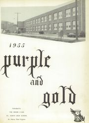 Page 5, 1955 Edition, St Marys High School - Purple and Gold Yearbook (St Marys, WV) online yearbook collection