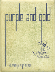 Page 1, 1956 Edition, St Marys High School - Purple and Gold Yearbook (St Marys, WV) online yearbook collection