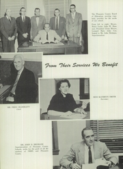 Page 10, 1956 Edition, St Marys High School - Purple and Gold Yearbook (St Marys, WV) online yearbook collection
