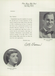 Page 11, 1956 Edition, St Marys High School - Purple and Gold Yearbook (St Marys, WV) online yearbook collection