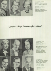 Page 14, 1956 Edition, St Marys High School - Purple and Gold Yearbook (St Marys, WV) online yearbook collection