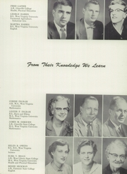 Page 15, 1956 Edition, St Marys High School - Purple and Gold Yearbook (St Marys, WV) online yearbook collection
