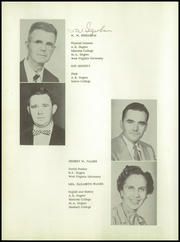 Page 10, 1958 Edition, Williamstown High School - Wilhishan Yearbook (Williamstown, WV) online yearbook collection