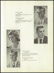 Page 15, 1958 Edition, Williamstown High School - Wilhishan Yearbook (Williamstown, WV) online yearbook collection