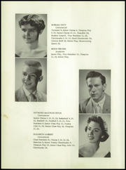 Page 16, 1958 Edition, Williamstown High School - Wilhishan Yearbook (Williamstown, WV) online yearbook collection