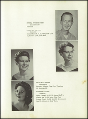 Page 17, 1958 Edition, Williamstown High School - Wilhishan Yearbook (Williamstown, WV) online yearbook collection