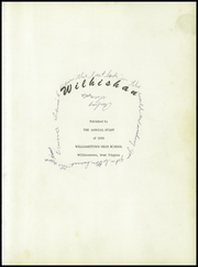 Page 5, 1958 Edition, Williamstown High School - Wilhishan Yearbook (Williamstown, WV) online yearbook collection