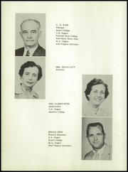 Page 8, 1958 Edition, Williamstown High School - Wilhishan Yearbook (Williamstown, WV) online yearbook collection