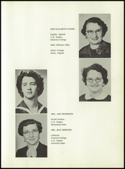 Page 9, 1958 Edition, Williamstown High School - Wilhishan Yearbook (Williamstown, WV) online yearbook collection