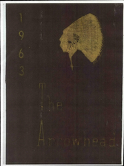 1963 Edition, Berkeley Springs High School - Arrowhead Yearbook (Berkeley Springs, WV)