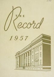 Page 1, 1957 Edition, Wheeling High School - Record Yearbook (Wheeling, WV) online yearbook collection
