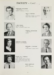 Page 15, 1957 Edition, Wheeling High School - Record Yearbook (Wheeling, WV) online yearbook collection