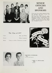 Page 17, 1957 Edition, Wheeling High School - Record Yearbook (Wheeling, WV) online yearbook collection